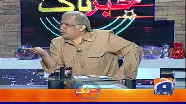شہباز شریف ڈمی کی خبرناک میں دلچسپ بیٹھک