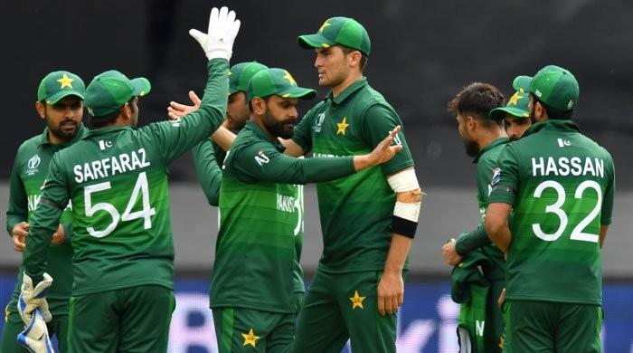 Pak vs Zim: After testing COVID-19 negative, green shirts to start practice from today