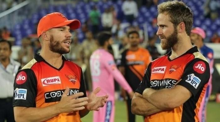 Kane Williamson, David Warner fast with Rashid Khan, other IPL teammates