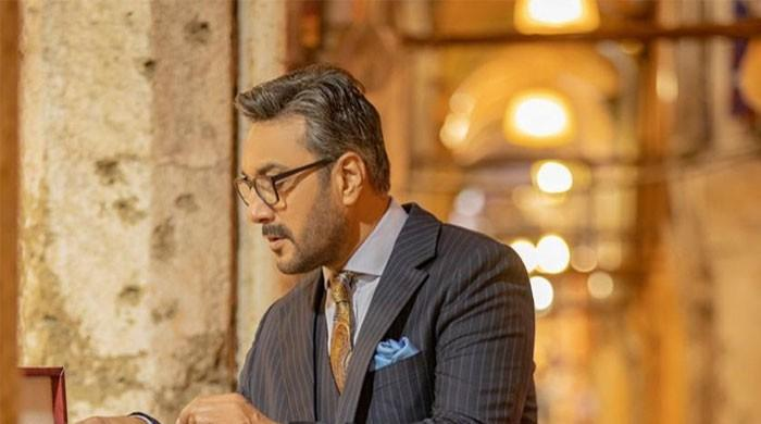 Adnan Siddiqui gets first jab of Covid-19 vaccine