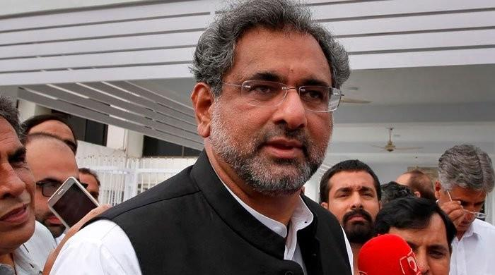Why ban TLP if negotiations were to take place, PML-N's Shahid Khaqan Abbasi asks govt