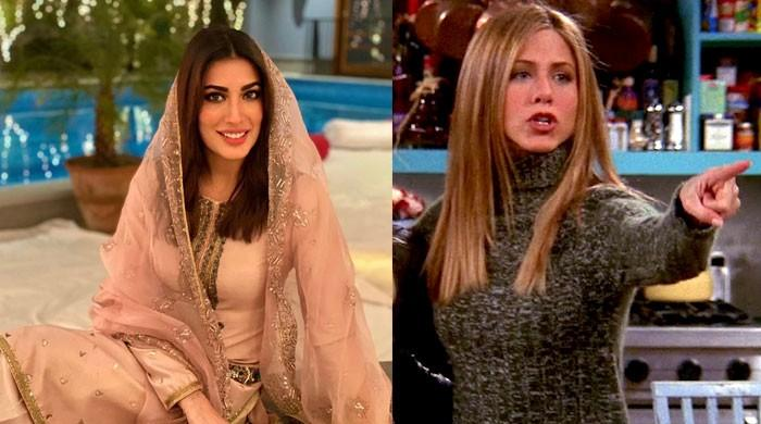 Mehwish Hayat reveals Jennifer Aniston-starrer 'Friends' is her favourite show
