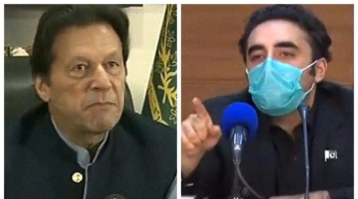 'It's your mess — clean it up or go home,' Bilawal tells PM Imran Khan