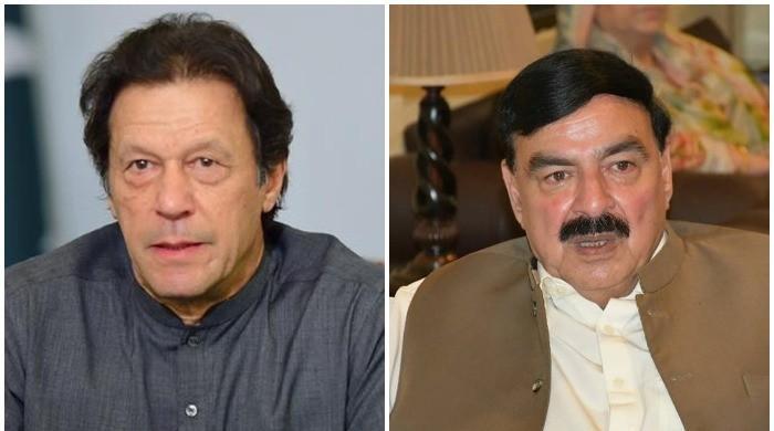 PM Imran Khan praises Sheikh Rasheed for successful talks with TLP: sources