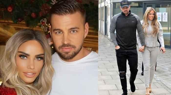 Katie Price engaged to her boyfriend Carl Woods after whirlpool romance