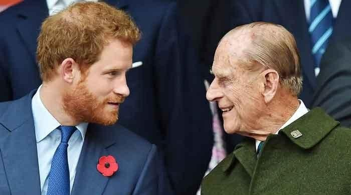 Prince Philip thought his grandson Harry was a 'good man'
