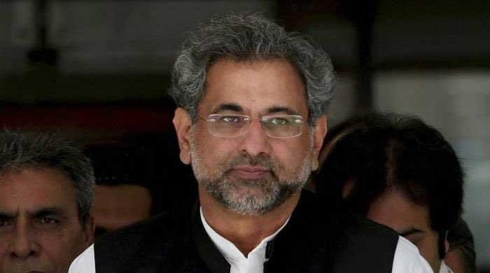 Shahid Khaqan Abbasi admits he shouldn't have misbehaved with NA speaker