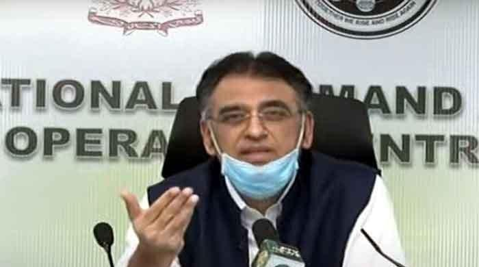 Coronavirus in Pakistan: Asad Umar warns of more restrictions to curb virus