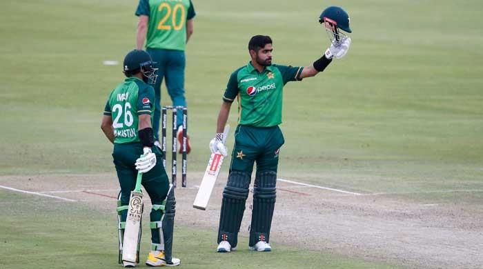 ICC T20I rankings: Pakistan skipper Babar Azam secures 2nd position