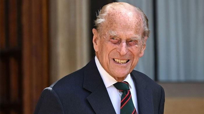 Prince Philip hid photographer before funeral procession