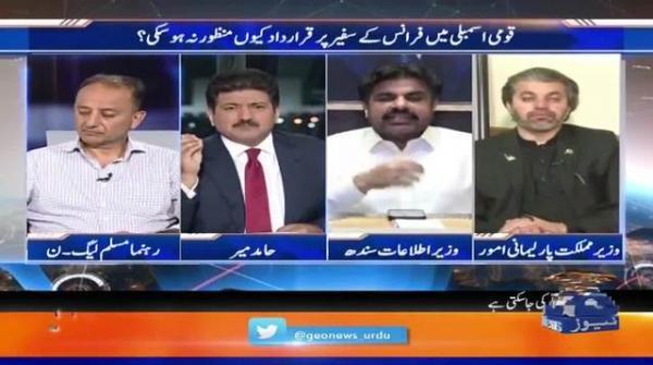 Ali Muhammad Khan Samait Kai Wuzra ke Khilaaf Disinformation ke Peechy Kon?