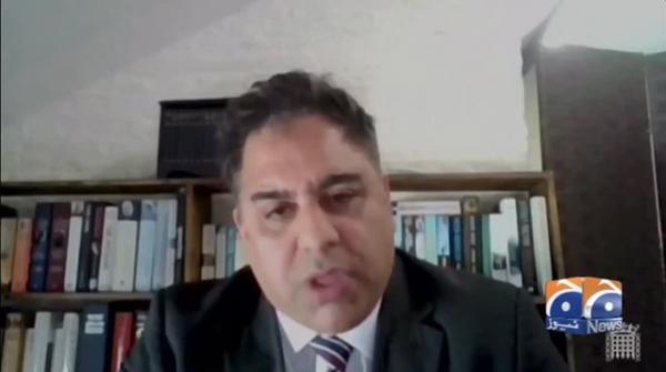 Geo News Special - UK MP raises issue of Pakistanis facing in quarantine facilities