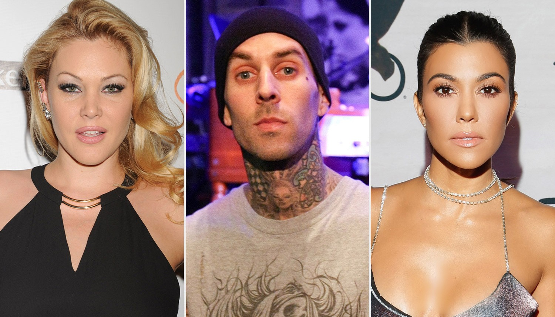 Travis Barkers ex-wife hurt over grand gestures on Kourtney Kardashian - Geo News