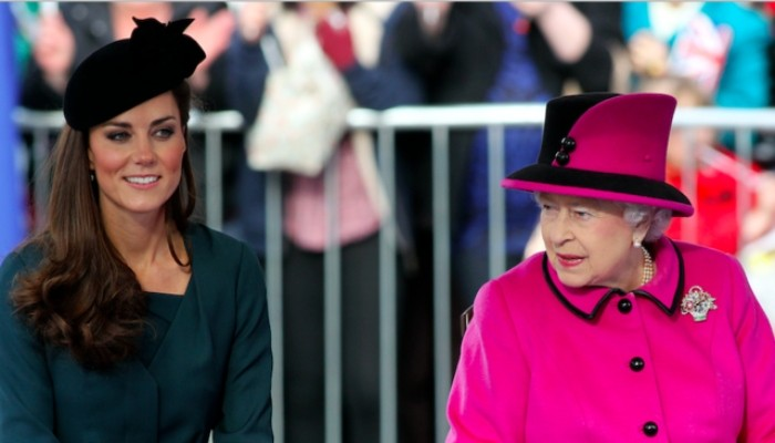 Queen Kate Middleton: How Duchess got seal of regal approval from Her Majesty - Geo News