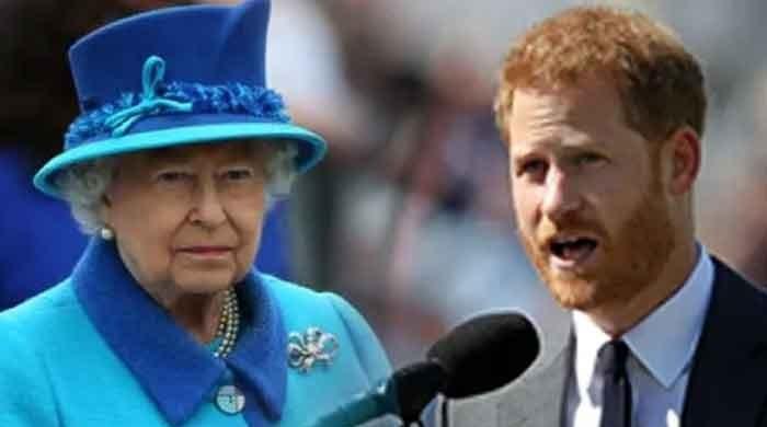 Prince Harry met Queen twice before returning to US