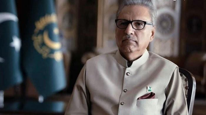 India using Afghan soil to carry out terrorism in Balochistan, says President Alvi
