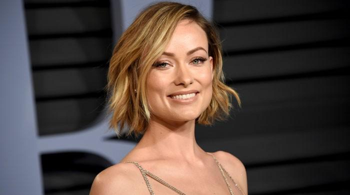 Olivia Wilde drops rare snap of munchkins for son Otis's birthday