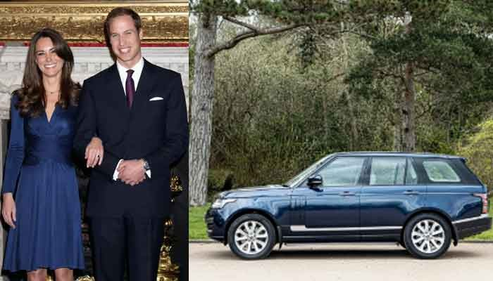 Kate Middleton and Prince Williams favourite car to be auctioned in Oxfordshire - Geo News