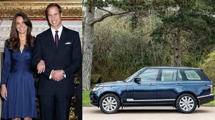 Kate Middleton and Prince William's favourite car to be auctioned in Oxfordshire