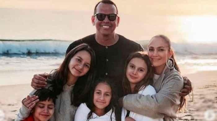 Jennifer Lopez feels about Alex Rodriguez's kids