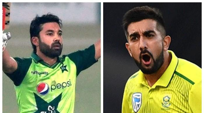 'Give someone else a chance also brother': Tabraiz Shamsi to Mohammad Rizwan
