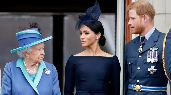 Buckingham Palace reportedly at peace since Harry and Meghan's exit