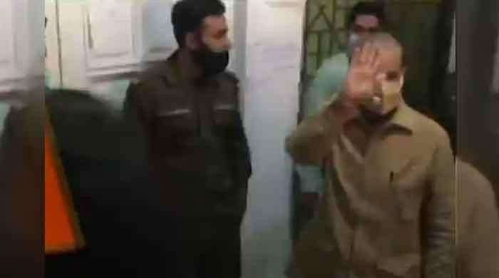 Shahbaz Sharif released from prison on bail