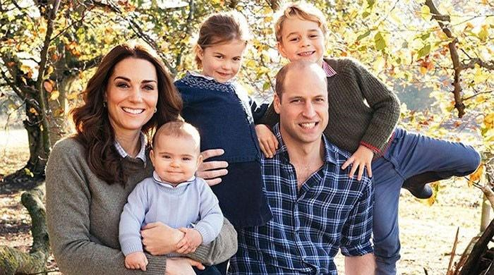 Kate Middleton, Prince William's youngest son turns three