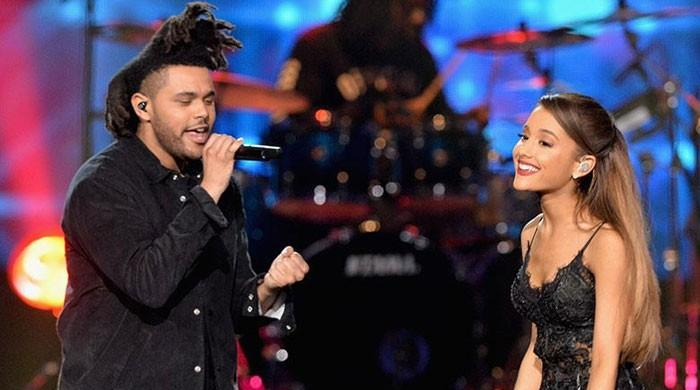 The Weeknd, Ariana Grande unveil brand new remix track for 'Save Your Tears'