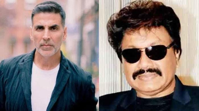 Akshay Kumar pays rich tribute to Shravan Rathod
