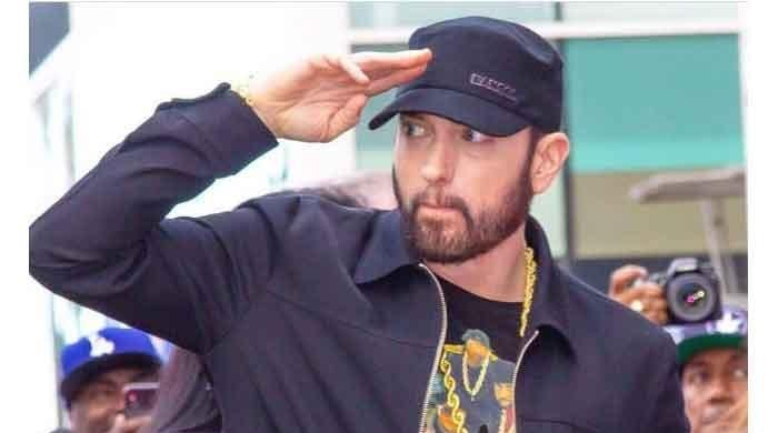 Eminem to drop first NFT collection at 'SHADY CON'