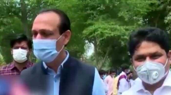 Earth Hour observed to 'prevent earthquakes', says Punjab minister Khayal Kastro