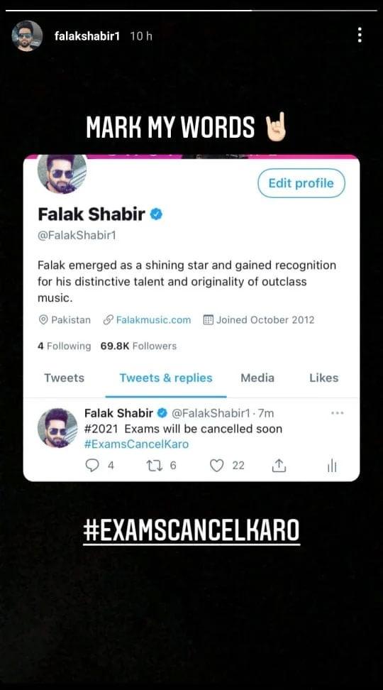 Falak Shabir