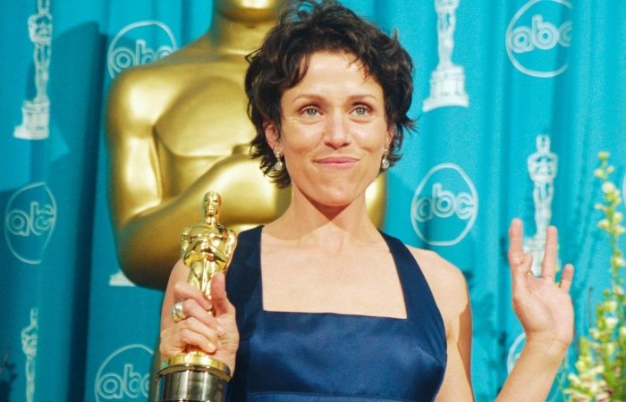 Frances McDormand bags third Oscar with Best Actress win for 'Nomadland'
