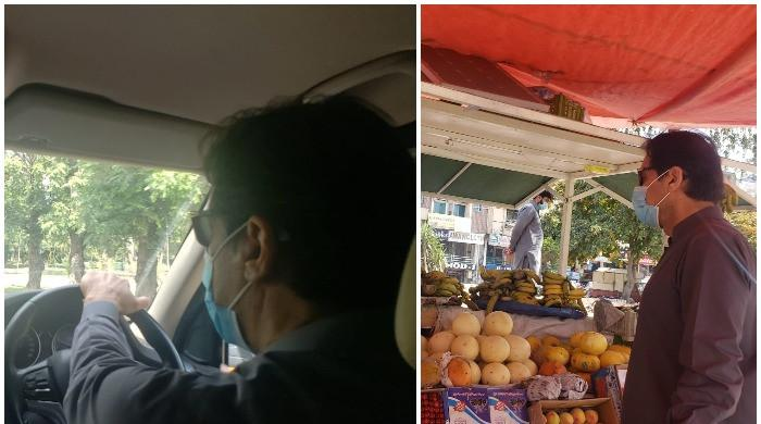 WATCH: PM Imran Khan visits different areas of Islamabad without protocol