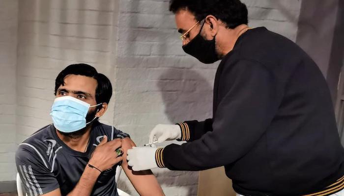 PCB gets 57 Pakistani cricketers vaccinated against coronavirus