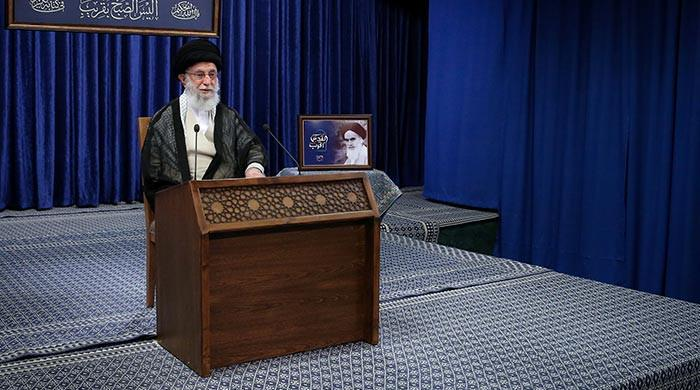 'Public duty,' Iran's Khamenei says on fight against Israel
