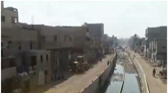 SHC orders halting anti-encroachment operation along Gujjar, Orangi nullahs