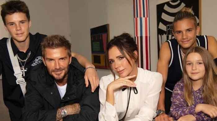 Victoria Beckham enjoys happiest moments of her life with David and kids in Miami