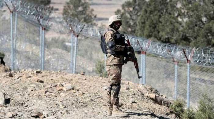 Pakistani soldier injured in Afghan cross border firing: ISPR