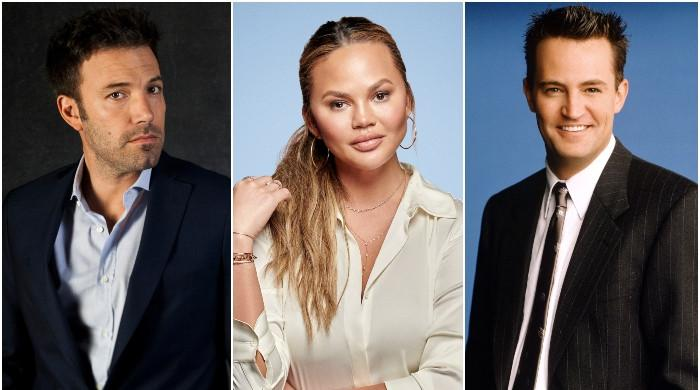 Chrissy Teigen slams Ben Affleck, Matthew Perry for being 'creepy' with young girls