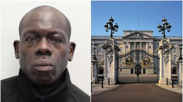 Man slipped into Buckingham Palace unnoticed, while carrying a knife