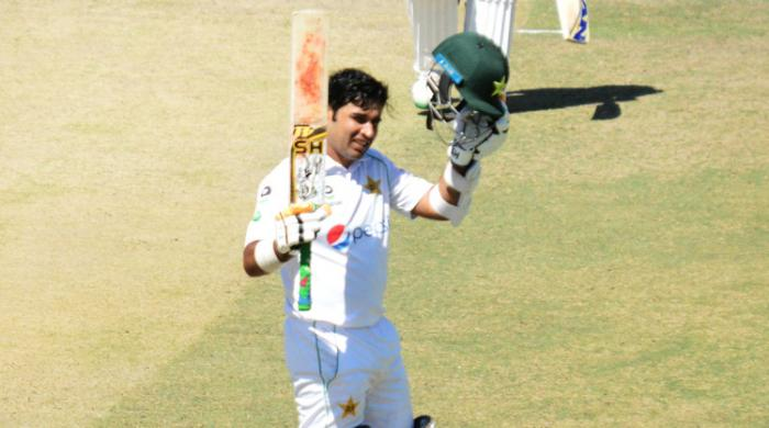 Pak vs Zim: Abid Ali hits maiden double ton helping Pakistan take control in 2nd Test