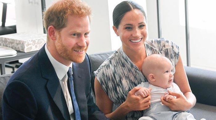 Harry, Meghan 'went the extra mile' on Archie's birthday: 'They feel blessed'