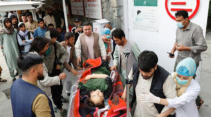 40 killed, dozens injured in blasts targeting school in Kabul