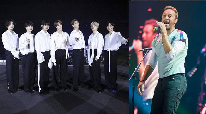 Coldplay shocks fans with rumored BTS collaboration