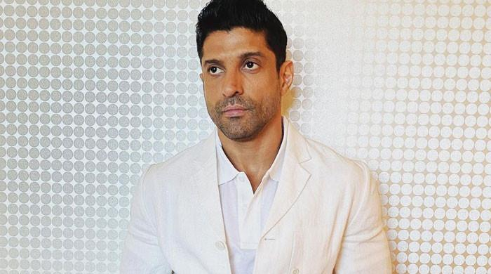 Farhan Akhtar receives first dose of coronavirus vaccine