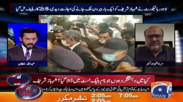 Hukumat Shehbaz Sharif ko London Janay say Rokay gi? || Shahzad Akbar