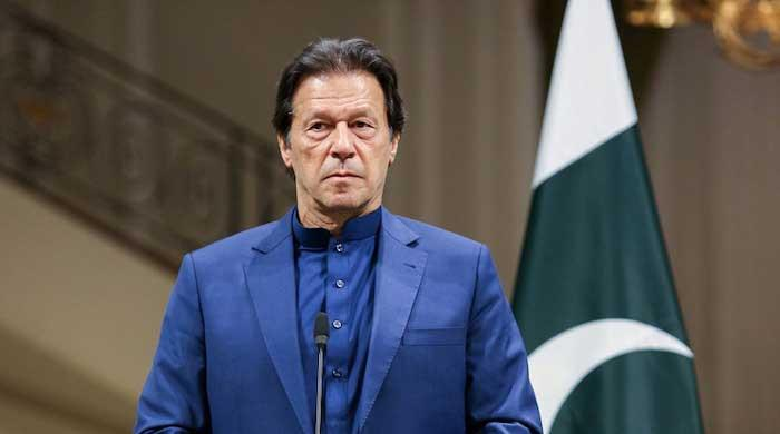 Attacks on Palestinians violation of 'all norms of humanity': PM Imran Khan