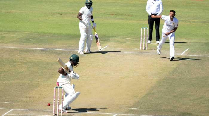 Pak vs Zim: Pakistan on verge of successive innings triumph over Zimbabwe